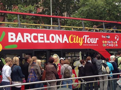 Barcelona City Tour, Barcelona