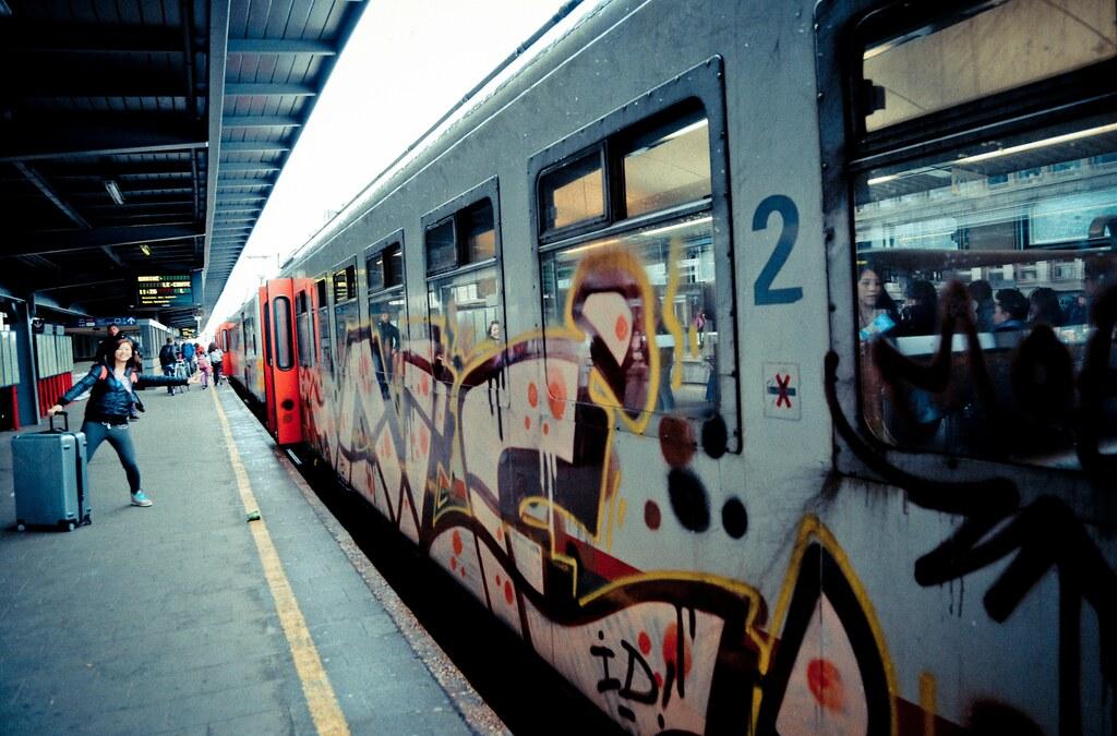 歐洲火車旅遊行程攻略
