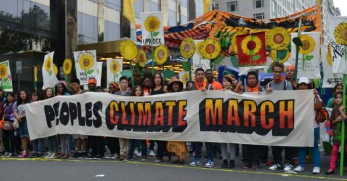 People's Climate March 2014 NYC