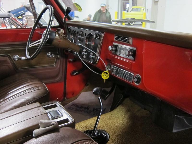 1972 Chevrolet Blazer f