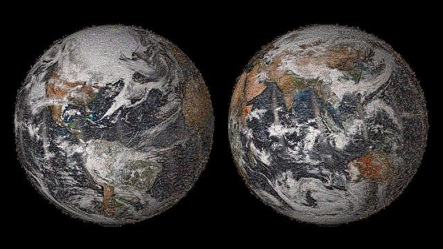 NASA's Global Selfie: 100+ Countries, Thousands of Photos (NASA, 05/22/14)