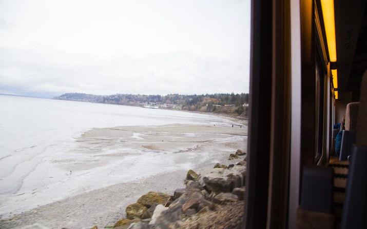 Seattle by Train