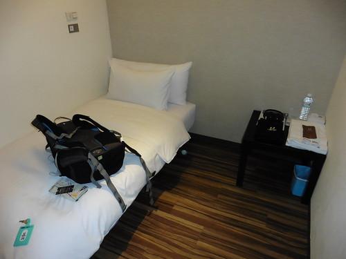 Dónde dormir y alojamiento en Kaohsiung (Taiwán) - Single Inn.