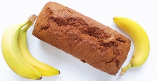 Spicy Banana Bread