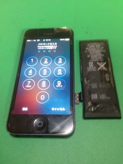 198_iPhone5のバッテリー交換
