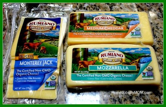 Rumiano Organic Non-GMO Cheese