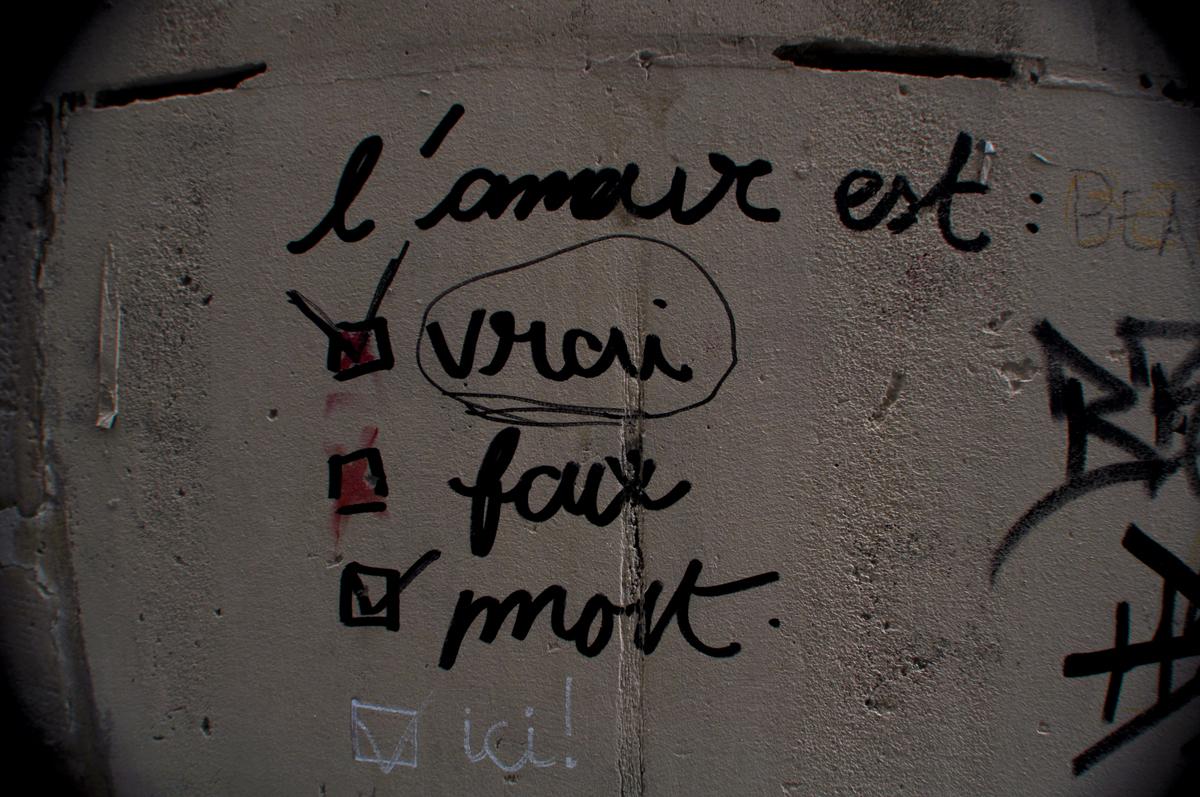 L'Amour Est...
