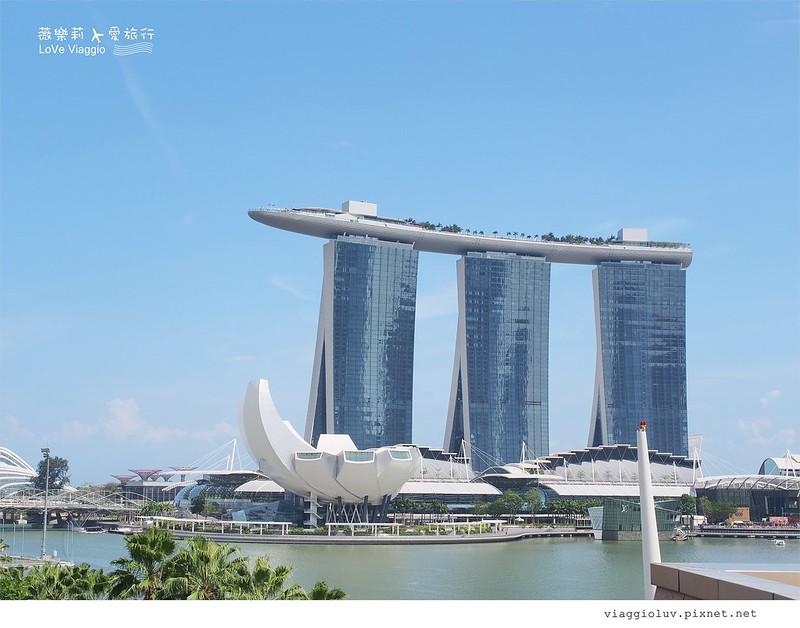 Esplanade,新加坡景點,濱海藝術中心,金沙酒店 @薇樂莉 Love Viaggio | 旅行.生活.攝影