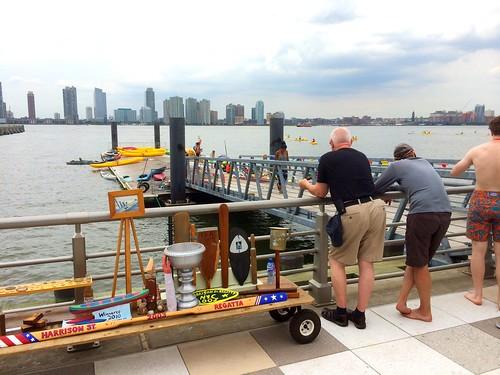 Free Kayaking NYC on the Hudson River