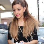 Ariana Grande: strai