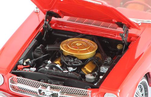 Mustang-motore