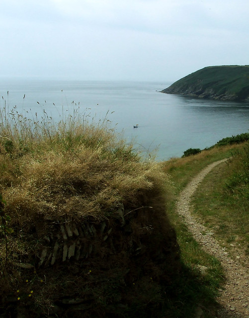 Cornwall coastal path
