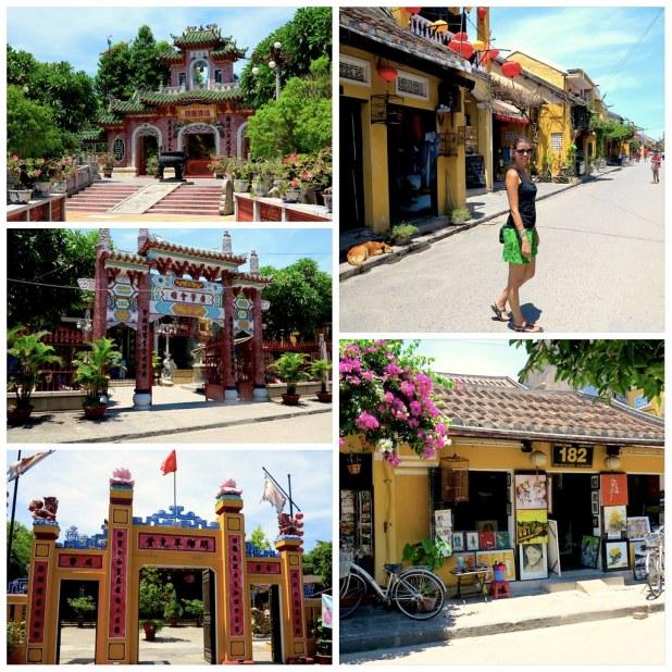 Centro histórico Hoi An