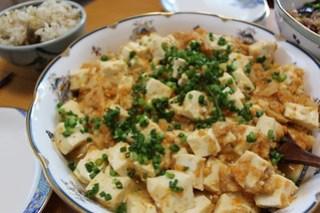重ね煮麻婆豆腐