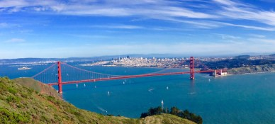 Pont du Golden Gate lors de la visite privée de San Francisco avec www.frenchescapade.com
