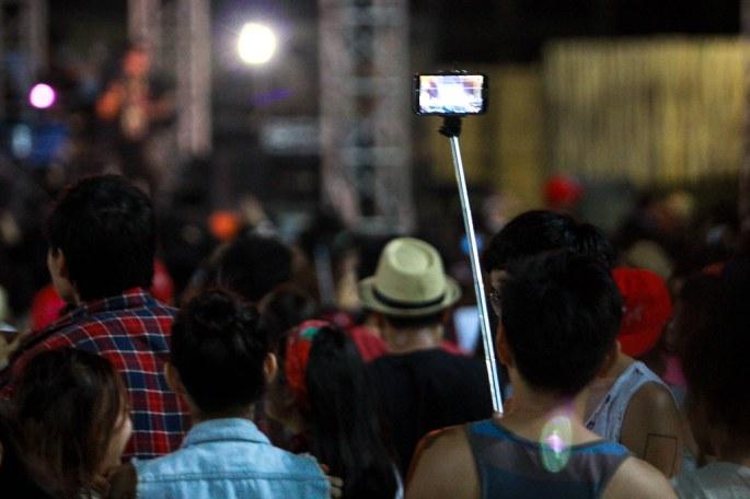 Selfie Rods