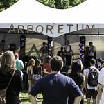 Pony Girl @ Arboretum Festival 2014