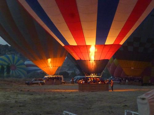 Turquie - jour 20 - Cappadoce, dans les airs et sous terre - 004 - Cappadoce en ballon