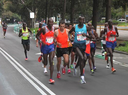 XXXII Maratón Ciudad de México 2014