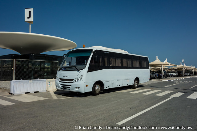 Hamad International Airport, Long Stay Shuttle Bus