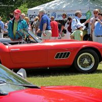 Classic European Cars at the Greenwich Concours