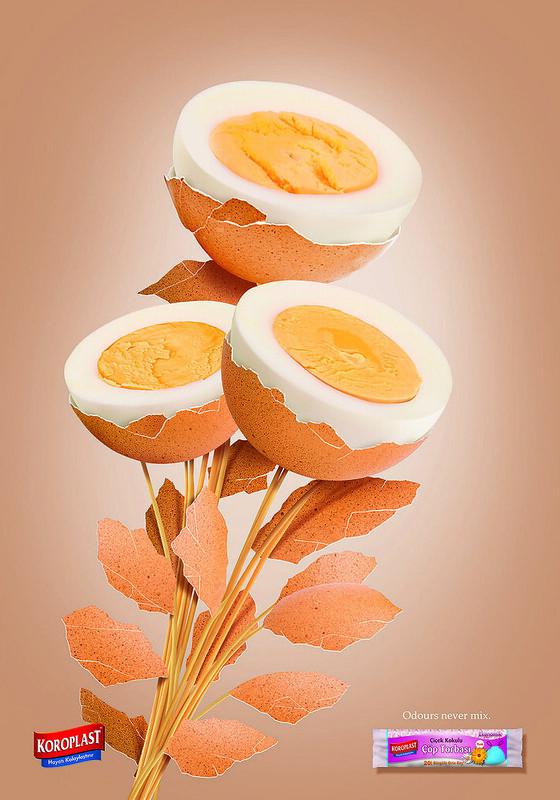 Koroplast - Egg Flower