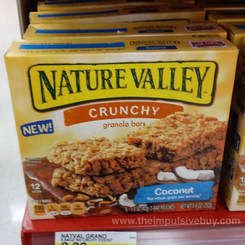 Nature Valley Coconut Crunchy Granola Bars