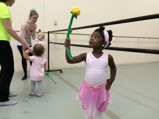 Ballet!!!
