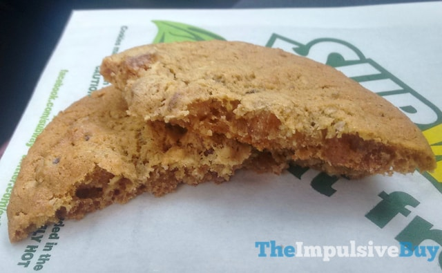 Subway Pumpkin Spice and Apple Pie Cookies 3