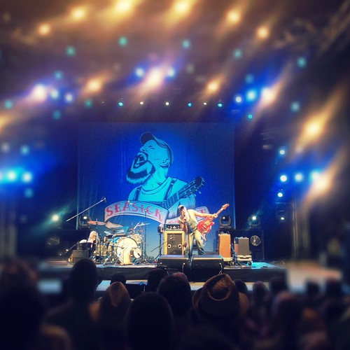 Seasick Steve by habi