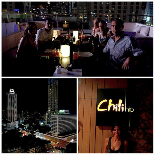 Restaurante Chili Hip Centara