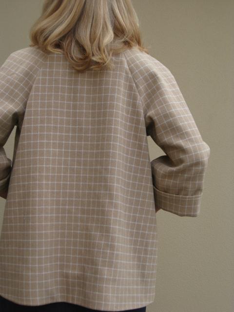 Iconic Patterns Jackie Coat