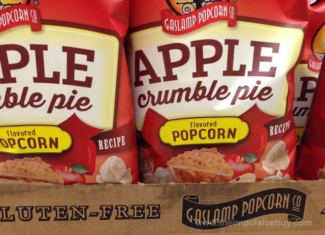 Gaslamp Popcorn Co Apple Crumble Pie Popcorn