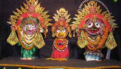 Kaliya Dalana Besha, Costume Of Lord Jagannath