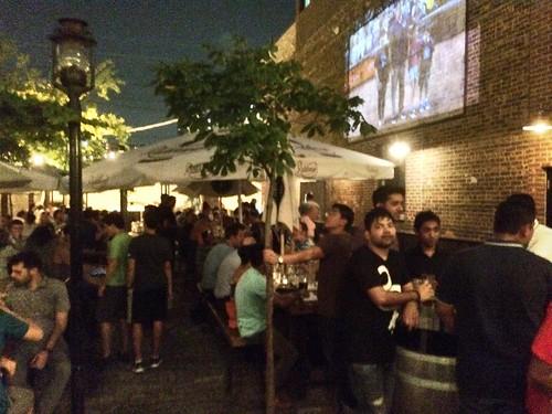 The HBO Bryant Park Summer Film Festival