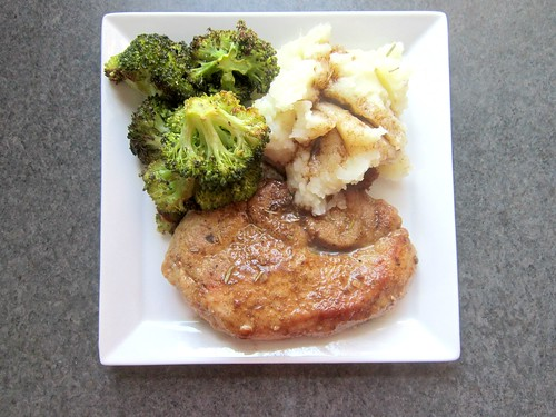 Balsamic Pork Chops