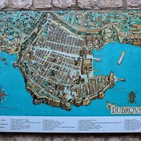 Postcards: Stari Grad Dubrovnik (HR)