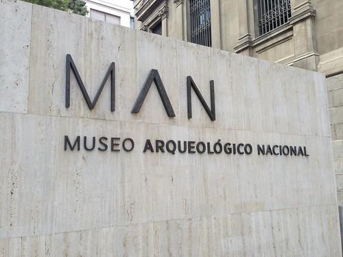 Museo Arquelógico Nacional, MAN. Madrid