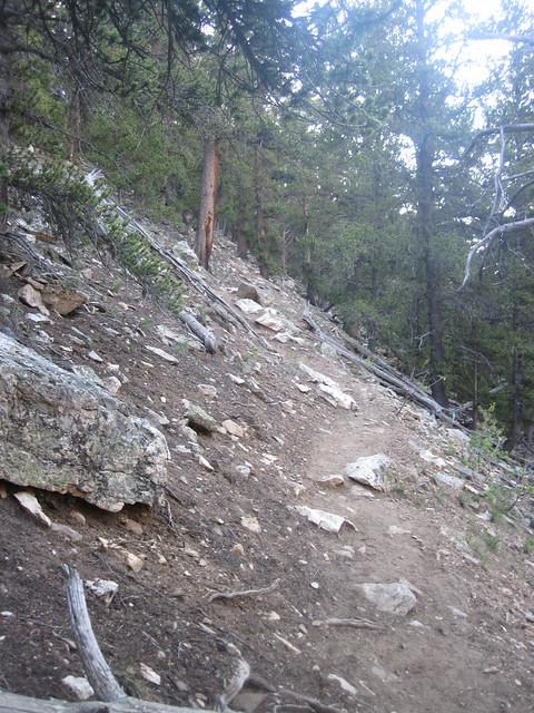 Picture from Mt. Shavano, Colorado