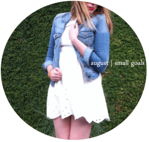small-goals-august