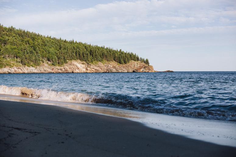 acadia national park | sand beach