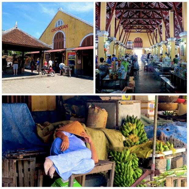 Mercado central Hoi An