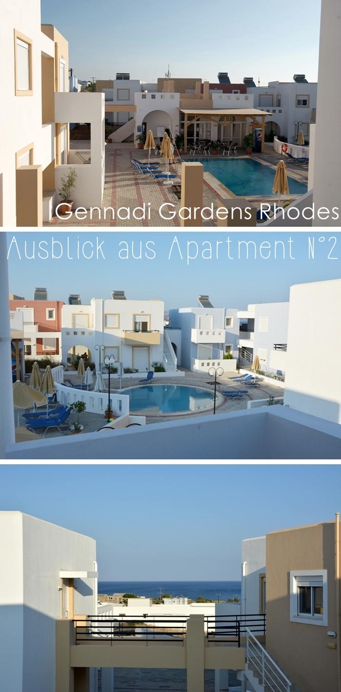 Gennadi Gardens Rhodes Rhodos Rodos Apartment N° 2