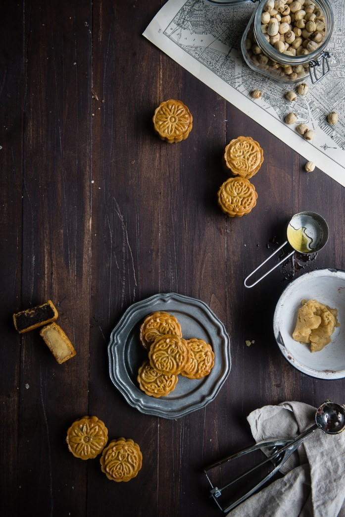 homemade mooncakes, for food52