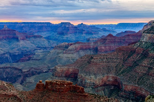 Grand Canyon Sunrise (Nikon D800)