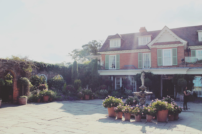Chewton Glen front