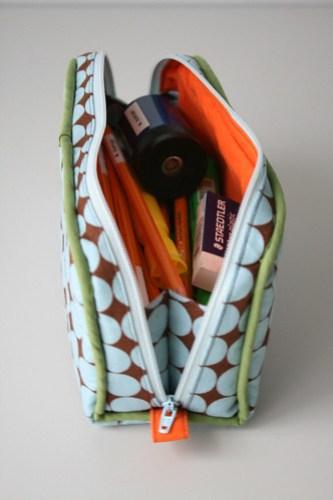 Zip pouches