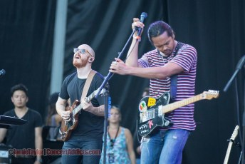 The Temper Trap @ Squamish Valley Music Festival - August 10th 2014
