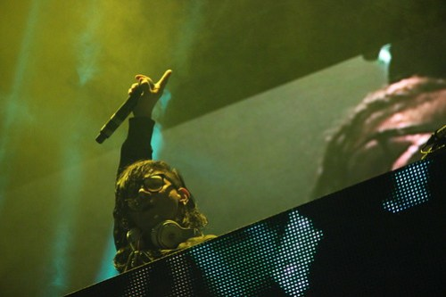 Skrillex live at Frequency Festival 2014 - ph Francesca Fiorini Mattei