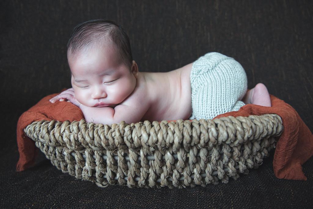 文慶新生兒寫真